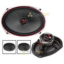 "DS18 EXL-SQ6.9 Pair 6x9"" 2 Way Coaxial Speaker 560 Watts Max Power 2 Speakers"