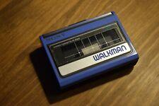 SONY WM-31 walkman lecteur de cassettes TTB