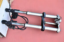 KAWASAKI VERSYS 650 KLE650  COMPLETE FRONT END FORK SUSPENSION TRIPLE 07 08 09