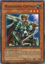 YUGIOH x 3 Marauding Captain - 5DS1-EN018 - Unlimited Mint