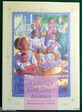 GIRL SCOUT1999 OCTAVIA'S GIRL SCOUT JOURNEY 1st IMPRESSION - ESTATE LIQUIDATION