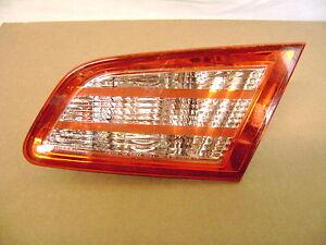 2003 2004 Infiniti Q35 sedan right passengers side reverse deck lid tail light