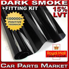 DARK SMOKE  15% CAR WINDOW TINT 6M x76CM FILM TINTING