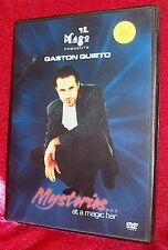 dvd GASTON QUIETO Mysteries at a Magic Bar 2004 NTSC