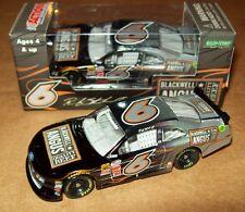 Ricky Stenhouse Jr 2011 Blackwell Angus Night Race Promo Black Mustang 1/64 New
