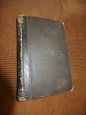 Hooker's Mineralogy and Geology by Dr. Worthington Hooker 1865 HC