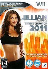 Jillian Michaels Fitness Ultimatum 2011 - Nintendo  Wii Game