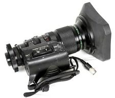Fujinon CCD A8.5X5.5FRM-11C 5.5-47mm Super Wide Broadcast TV Zoom Lens Argus 2