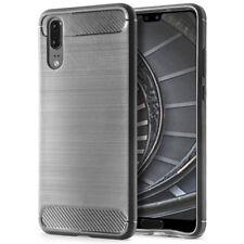 Voor Huawei P20 Case Dun Soft Mat Cover Mobiel Hoesje Bescherming Silicone