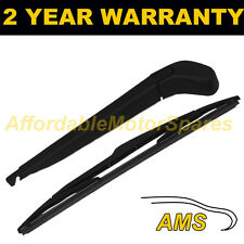 "FOR FORD FOCUS MK 2 HATCHBACK (2004-2011) 350MM 14"" REAR WIPER ARM + BLADE KIT"