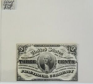 FRACTIONAL CURRENCY SPECIMEN 1226 Sp narrow margin Front NEW!  ON SALE! (1 Of 2)
