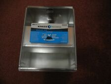 Ketch-All Clear Lid Automatic Mouse Trap (1) Kness 101-0-027