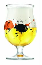 DUVEL ARNE QUINZE 2011 COLLECTOR TULIP BEER GLASS LIMITED EDITION NEW!