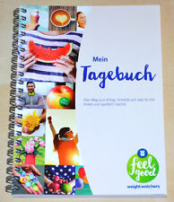 Weight Watchers 'Mein' Tagebuch Start Journal SmartPoints Sattmacher 2016 *NEU*