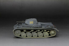 Finished Product S-Model CP0081 1/72 WWII German Pz.Kpfw.II Ausf.C Car No. 312