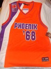 STITCHED NWT LICENSED NBA HARDWOOD CLASSICS STITCHED SUNS JERSEY '68 SIZE XL