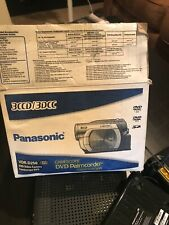 Panasonic Dvr D250  Mini Dv Camcorder