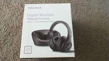 Insignia NS-WHP314 Over-the-Ear Wireless Headphones Black Headband