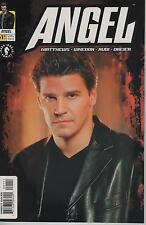 Angel #1 photo cover comic book Season 2 Tv show series Joss Whedon