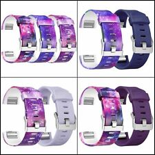 Fitbit Charge 2 Bands Silicone Replacement Printed Wristbands Universe Bracelet