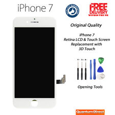 WHITE Original iPhone 7 Retina LCD Digitiser Touch Screen Replacement