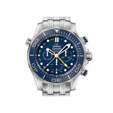 Stainless Steel Strap Diver Wristwatches with Chronograph