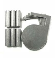 "Ar500 Rimfire Steel Target Dueling Tree Kit (6) 6""X 1/8"" Paddles Dom Pivot Tubes"