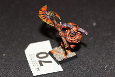 Games Workshop Warhammer Chaos Herald of Khorne Converted Pro Painted WH40K GW