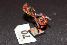 Games workshop warhammer chaos héraut de khorne converti pro painted WH40K gw