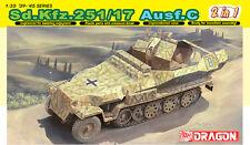 Dragon 1:35 6592: semi cadenas vehículo sd.kfz.251/17