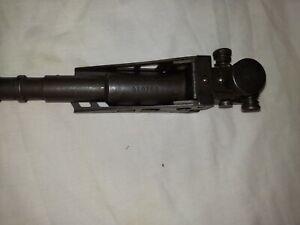 Israeli K98 bolt action rifle adapter