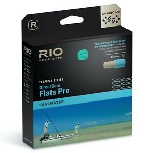 Rio DirectCore Flats Pro Intermediate Fly Line - Free Shipping - On Sale Now