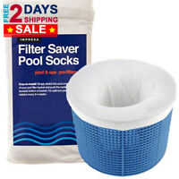 Impresa Products 20Pack of Pool Skimmer Socks for Filters Baskets Skimmers