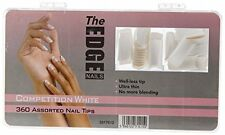 The Edge Competition White 360 Assorted Nails OFFICIAL STOCKISTS