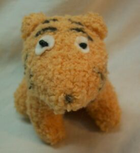 "Classic Pooh MINI CLASSIC TIGGER 5"" Plush STUFFED ANIMAL Toy"