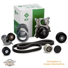 1 INA 530046230 Pompa acqua + Kit cinghie dentate MITO YPSILON 500 500 C ALBEA