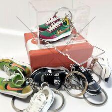 1/6 Mini 3D sneakers Nike Sacai Key Ring Gift NEW EDITION