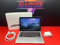 MACBOOK PRO 13 PRE-RETINA * ULTRA i7 * 16GB RAM 1TB SSD * 3 YR WARRANTY OS-2020