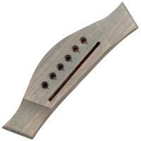 Rosewood 6 String Saddle Thru Guitar Bridge for Acoustic Classical Guitar