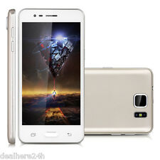 LANDVO V2 5'' Pollici 3G Smartphone Android 4.4 Dual Sim Camera Cellulare ORO IT