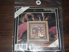 MILL HILL Buttoned & Beaded Cross Stitch Kit - ANTIQUE SHOP MHCB23 63Wx63H