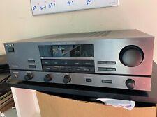 Sony TA-AV521 Audio/Visual Stereo Amplifier Dolby Pro Logic Surround Sound