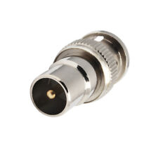 DVB-T TV-Tuner Antenna Adapter BNC male Plug to TV male RF adapter Connector