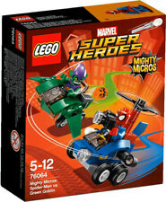 LEGO 76064 -- SPIDER-MAN VS GREEN GOBLIN -- NEUF