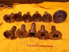 11 Pc Lot 5c Emergency Collets Lathe Mill Cnc Tool Holder To 4 38 Od Hardinge