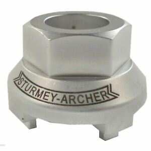 Sturmey Archer 4 Notch Bike Single Speed Freewheel Removal Tool for Road & BMX
