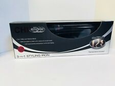 CHI Ellipse Teflon and Titanium 3 in 1 Styler Iron