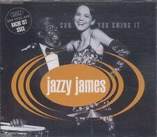 Jazzy James - Can You Swing It (Rache ist süß) ° Maxi-Single-CD 1999 ° WIE NEU °