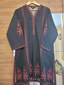 Nishat Linen Shirt Kurta Like Khaadi Limelight Sana Safinaz Sapphire Agha Noor
