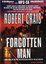 Robert CRAIS / 10 The FORGOTTEN MAN  [ Audiobook ]